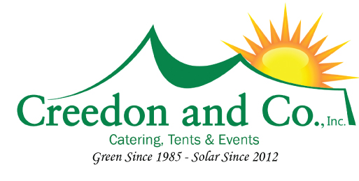 Creedon and Co., Inc. | Tent Rental & Event Catering Company Worcester MA Logo